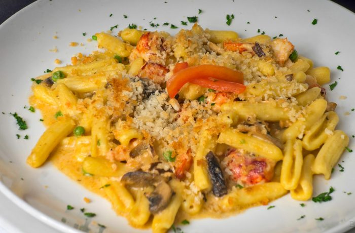 Lobster and Truffle Mac and Cheese $25
