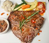 Porterhouse Steak 22 oz.